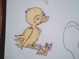 Baby Duck by VixenRapture