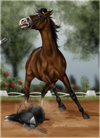 Devil inside by Tigra1988