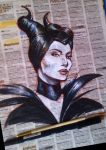 maleficent! by juniorstyle