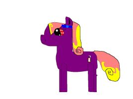Lemon Swirl my first submitted MLP drawing by TheIndianaCrew
