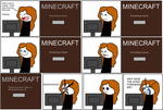 Minecraft Issues by LordMaddie