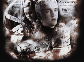 Dramione by crumbbe