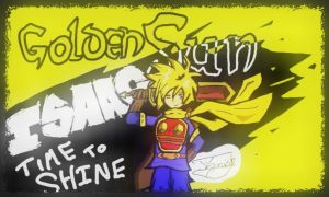Isaac's time to shine! by Greenlightnin93