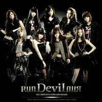 Run Devil Run - SNSD CD Cover by HigSousa