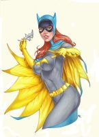 Nana nana nana nana, Batgirl by Dangerous-Beauty778