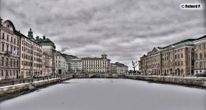 Gothenburg -HDR- by Rober-d