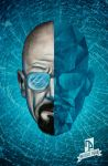 Walter White is Blue by xphyrox