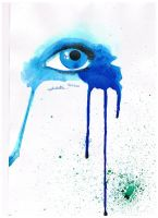 blue eye in ink by foscogamgee-took