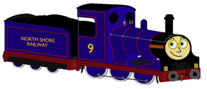 Andrew The Scottish Engine by TheAusterityEngine