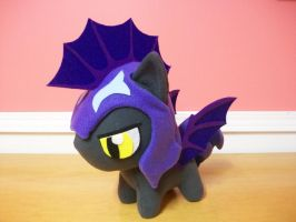 Luna's Guard Chibi Pony Plush by happybunny86