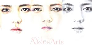 Sehun by Aries85