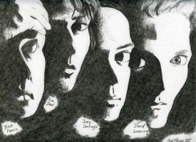 The Pixies by FireDigger