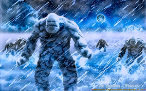 ICE WARRIORS OF FROSTAR by CSuk-1T