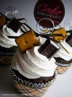 S'mores Faux Cupcakes 01 by CreativeAbubot