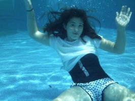 Female Underwater Stock 20 by Mellyn09