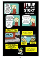 The Story of Bacon pg.1 by TheStickMaster