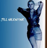 Jill Valentine Wallpaper by Sweetsukinara