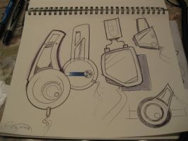 D30MU - More Headphones! by ComplxDesign