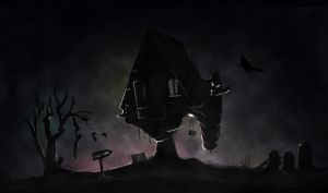 witch house by niwet