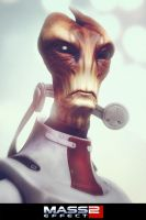 Mordin Solus by laloon