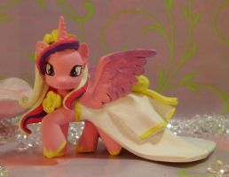 Wedding Princess Cadence G4 Blind Bag Custom by SanadaOokmai