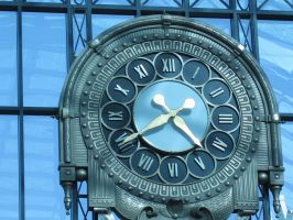 The clock by ferrari2006extreme