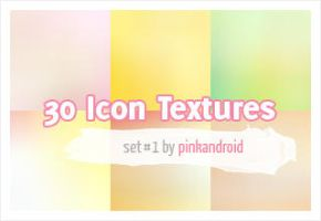 Icon Textures 1 by pinkandroid