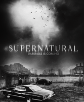 Supernatural Season 11 - Darkness Is Coming by LaiWinchester