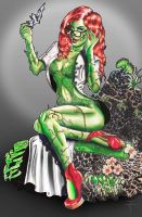 Poison Ivy by JacobVanDSTV