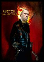 Austin FROM HELL by dancarrtoonist