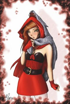 Little Red Riding Hood by berrie25