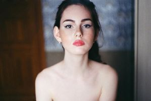 red lips by rmalo5aapi