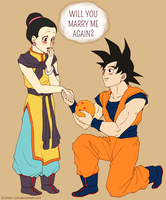 Marry Me Again? by charu-san