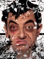 MR Bean.. by SilenceYDogood