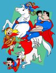 The Super-Family by The-BlackCat
