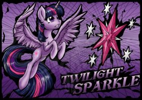 Princess Twilight Sparkle by SonicPegasus