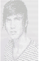 Joey Graceffa ASCII by Aoi-nikkou