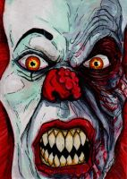 102. Pennywise by Christopher-Manuel