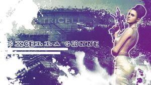 :Excella Gionne: by Claire-Wesker1