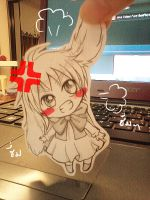 [aph] England rabbit by mewwi12345