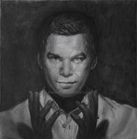 Dexter Morgan (Michael C Hall) by porge7