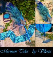 Merman Tales by LillaKattuggla