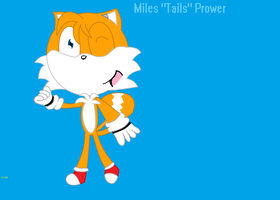 Miles Tails Prower by Sonicgenerations202
