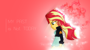 My Past is not Today . 2560 x 1440 HD Wallpaper by sHAAkurAs