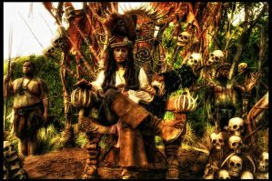 Jack Sparrow HDR II by Riot23
