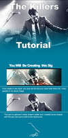 The killers Tutorial by jimmyyo