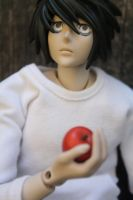 Death Gods Love Apples by here-and-faraway