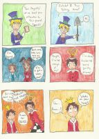 Italy in Wonderland - Page 34 by CaptainAki13