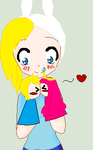 La pareja favorita de Fionna by Fionnin4ever