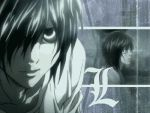 Death Note - L by Tausha